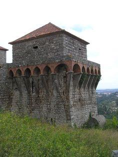 Castelo de Ourém, Portugal