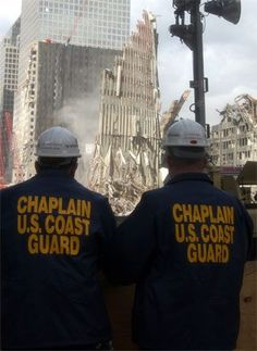 Coast Guard on 9/11