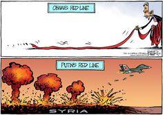 LINE OF SHAME | Oct/02/15 Cartoon by Nate Beeler -