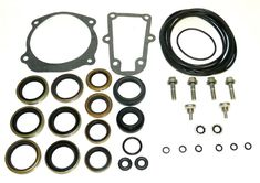 515-21-01 Johnson // Evinrude 9.9-300 Hp Thermostat O-Ring 0331188 OO 0322501