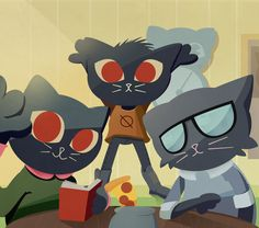 Night in the Woods!!