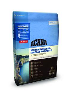 Acana Singles Wild Mackerel Dry Dog Food Formulas