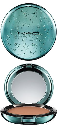 M.A.C Alluring Aquatic Color Collection Bronzing powder
