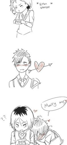 Kuro x Kenma, just ship this, don't ship Kuro x Tsukki, pls.