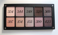 Rosy Disposition: Inglot Haul!