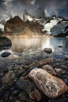 """"""" Los Glaciares National Park, Argentina."""""""