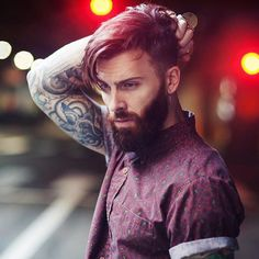 """Check out @levistocke in the MANgazine @bellomag where he speaks on our collaboration """"Lock, Stocke & Barrell"""" get the Gunpowder scented clay pomade here at the..."""