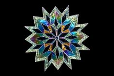 JoAnne's Stained Glass & Gallery, Stained Glass Starburst