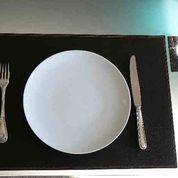 Set de table Uno cuir noir