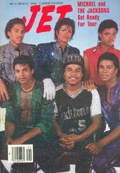 JET magazine: Michael and the jackson family edition! The Jackson Five, Jackson Family, Janet Jackson, Jet Magazine, Black Magazine, Paris Jackson, Ebony Magazine Cover, Magazine Covers, John Johnson
