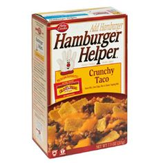 FREE Hamburger Helper Crunchy Taco for Betty Crocker Members! Read more at http://www.stewardofsavings.com/2015/10/free-hamburger-helper-crunchy-taco-for.html#9Gz4zYHoU4UR6kSK.99
