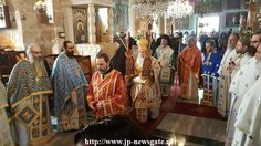 Η εορτή του Αββά Θεοδοσίου του Κοινοβιάρχου στην έρημο της Ιουδαίας