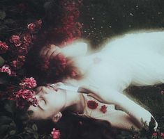 Laura Makabresku's Ethereal Photographs Explore The Tragedy And Beauty Of Fairy Tales