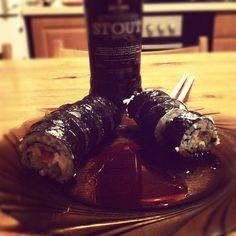 Ма! Накрутил суши!