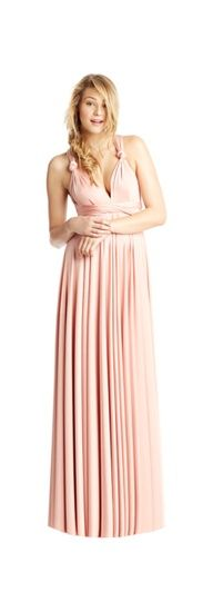 Amazing offer on Alicepub Long Chiffon Bridesmaid Dresses Prom Maxi Dress Evening Formal Gowns Halter online - Tthotnew Infinity Dress Ways To Wear, Infinity Dress Styles, Infinity Gown, Infinity Dress Bridesmaid, Maxi Bridesmaid Dresses, Wrap Dresses, Maxi Dresses, Evening Dresses, Wedding Dresses
