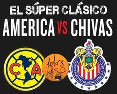 Clásico Chivas VS América - Reservaciones abiertas para este Dom. 26 a las 18hrs al Whatsapp 3471090416