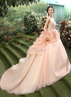 Jeeya's Beauty & Fashion Blog: Pretty Quinceanera Dresses !! tbdress.com