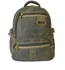 40d7261029 Classic School Backpack. Canvas BackpacksSchool BackpacksBackpack BagsPurses  And HandbagsMessenger ...