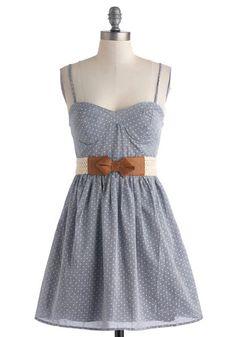 Charm on the Farm Dress, #ModCloth