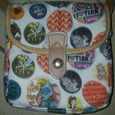 Dooney and bourke ***disney New great condition rare Dooney and Bourke Disney crossbody purse Dooney & Bourke Bags Crossbody Bags