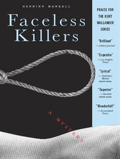 62 best free ebook audiobook downloads images on pinterest book faceless killers a mystery kurt wallander mystery book by mankell henning fandeluxe Images