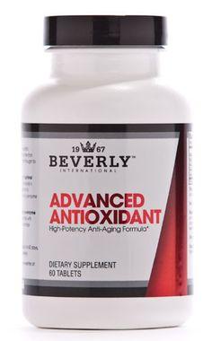 Beverly International Advanced Antioxidant Compound 60 Tablets