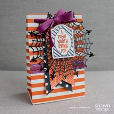 Sweet Hauntings, Stampin' Up!, Shawn de Oliveira