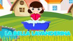 La bella lavanderina + 30 minuti di canzoni per bambini e bimbi piccoli