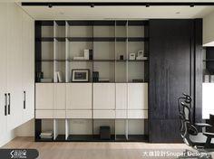 格局重整 蘊藏飯店氛圍的現代居家-設計家 Searchome