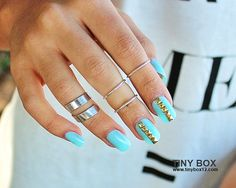 4 Spiral Knuckle Ring  Midi Ring  Silver Ring  Ring  by TinyBox12, $15.95