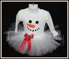 Hey, I found this really awesome Etsy listing at https://www.etsy.com/listing/123739390/first-christmas-snowman-body-suit-onesie