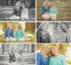 Adult Mom & Me Session  South Carolina Mother and Daughter Photographer ©2014 Nadia Hurtt Photography  www.nadiahurttphotography.com