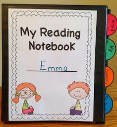 Love this Interactive Reader's Notebook$- we use it all the time! Saves time without all the cutting & gluing that some notebooks require!