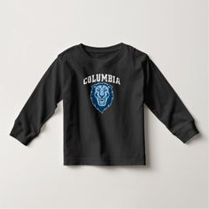 Columbia University | Lions - Vintage Toddler T-shirt - college tshirts unique stylish cool awesome t-shirt shirt tee