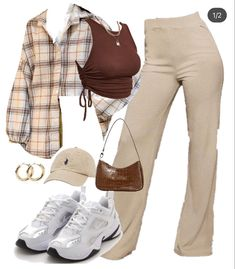 Aesthetic Grunge Outfit, Aesthetic Clothes, Aesthetic Art, Cute Casual Outfits, Chic Outfits, Skater Girl Outfits, Thrift Fashion, Grunge Outfits, Streetwear Fashion