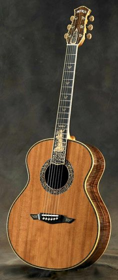 Petros Guitars, Princess Of The Wood Artist Guitars. Australia