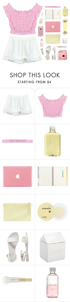 """Jamaica"" by nauditaolivia ❤ liked on Polyvore featuring H2O+, Korres, Old Navy, BIA Cordon Bleu, Paul & Joe, Fujifilm, Lord & Berry and BOBBY"