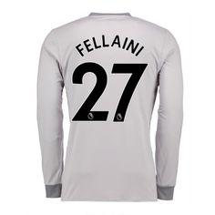 Man Utd Third Kit 2017/18 LS FELLAINI