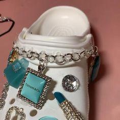 Crocs Fashion, Sneakers Fashion, Fashion Shoes, Swag Shoes, Bling Shoes, Designer Crocs, Platform Crocs, Aesthetic Shoes, Fresh Shoes