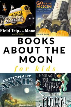 Space Activities For Kids, Moon Activities, Science Activities, Science Books, Science Experiments, New Children's Books, Great Books, Books To Read, Wordless Picture Books
