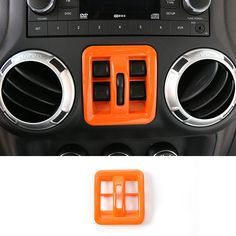 Cheap jeep wrangler trim, Buy Quality wrangler trim directly from China trim cover Suppliers: 1 PC New Orange Window Switch Button Frame Cover Trim for Jeep Wrangler car styling Jeep Wrangler 2011, Jeep Wrangler Renegade, Button Frames, 2016 Cars, Jeep Wrangler Accessories, Button Decorations, Cheap Cars, Car Stickers, Interior Accessories