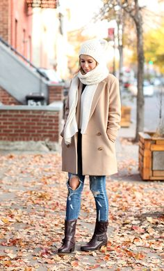 15 Fabulous Outfits For Stylish And Warm Winter