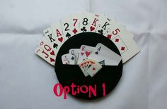 The Gripper Pocket playing card holder - pinned by pin4etsy.com