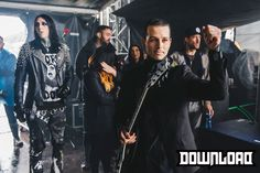 Motionless In White / Download 2015