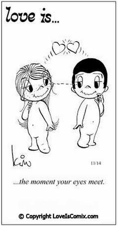 Love is... Comic for Sat, Nov 03, 2012