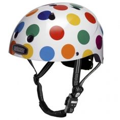 nutcase Fahrradhelm | little nutty dots 59
