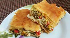 Greek Recipes, Desert Recipes, Tasty Dishes, Food Dishes, Chinese Spring Rolls, Mumbai Street Food, Ramadan Recipes, Xmas Food, Different Recipes