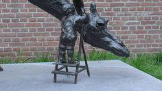 'Dikkertje Dap', Artis Zoo Amsterdam, the Netherlands