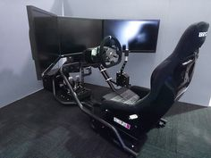 Simulate-it | Motorsport Simulator | Racing Simulator | Sim Frame | Level 3 V1-R Package