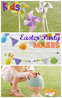 We've been busy little bees over on the Hobbycraft Blog, doing lots of tutorials for things to make for Easter. So why not (bunny) hop over to Hobbycraft to see how to make these Felt Pinwheels, Ea...